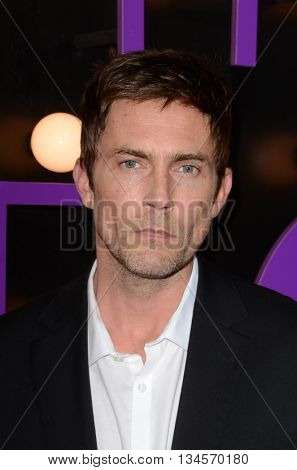 LOS ANGELES - JUN 14:  Desmond Harrington at the The Neon Demon Premiere at the Cinerama Dome on June 14, 2016 in Los Angeles, CA