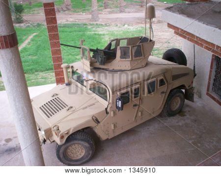 Humvee Guard
