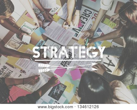 Strategy Analysis Planning Motivation Team Concept