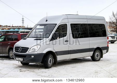 Mercedes-benz W906 Sprinter