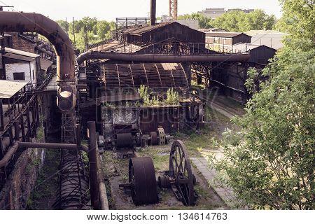 Old Sheet Bar Mill