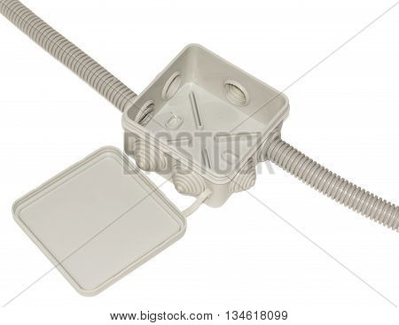Junction Box For Electrical Wiring