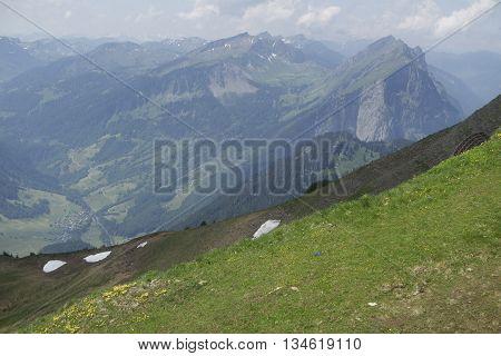 Mountains Of Bregenz