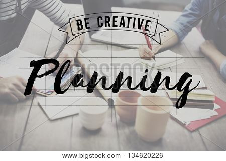 Planning Progress Solutions Guide Design Concept