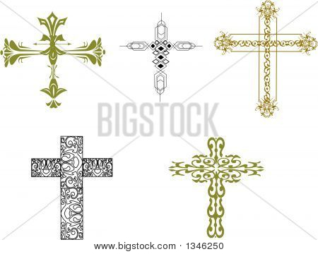 Celtic Crosses 2.Eps