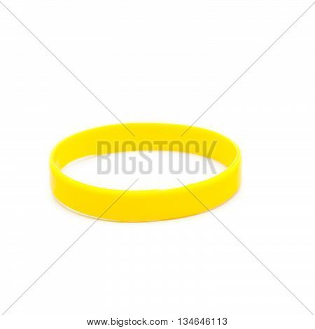 Colored Latex Bracelet