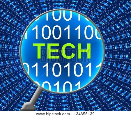 Computer Tech Means Technologies Www And High-tech