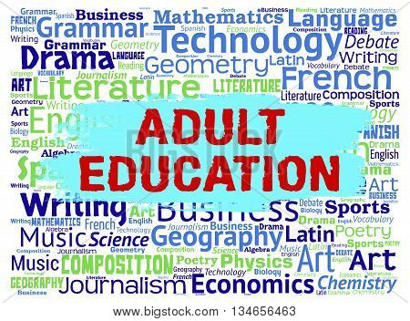 Adult Education Shows Mature Studying And Learned