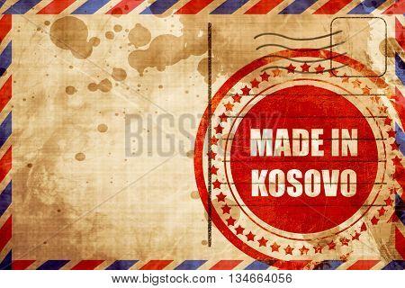 Made in kosovo