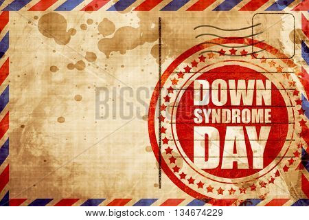 down syndrome day