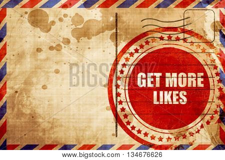 get more likes