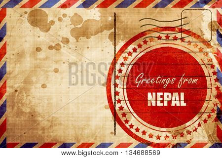 Greetings from nepal