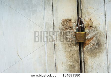 Old Master Key Rustry In Soft Light