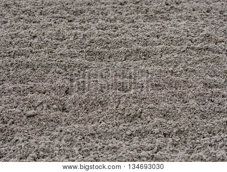 Fresh Plowed Dirt Track Close Up background image