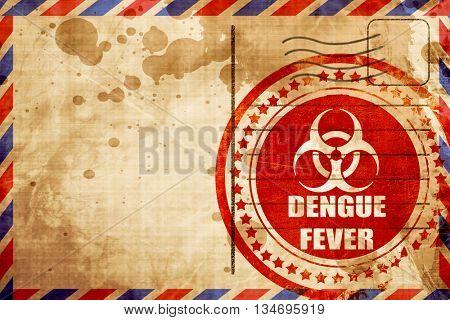 Dengue fever concept background