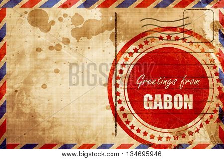 Greetings from gabon