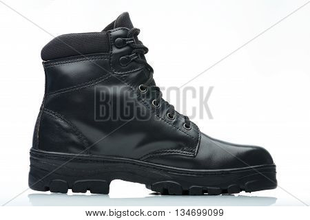 Catalog Style Combat Boot
