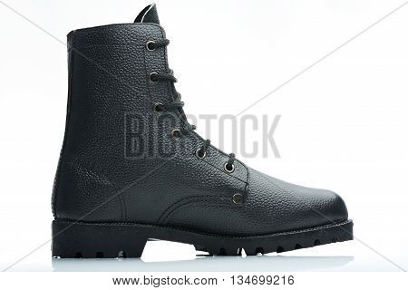 Combat Texturized Men Boot