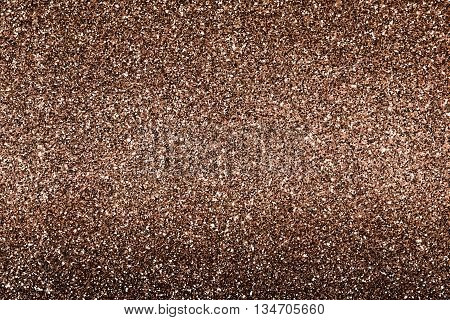 black and brown glitter texture abstract background