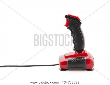 Classic joystick with clipping path