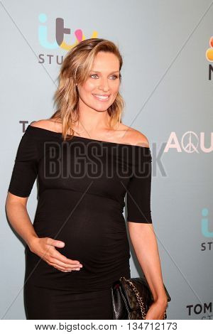 LOS ANGELES - JUN 16:  Michaela McManus at the Aquarius Season 2 Premiere Screening Arrivals at the Paley Center For Media on June 16, 2016 in Beverly Hills, CA