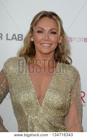 LOS ANGELES - JUN 16:  Kym Johnson at the Babes for Boobs Live Bachelor Auction at the El Rey Theater on June 16, 2016 in Los Angeles, CA