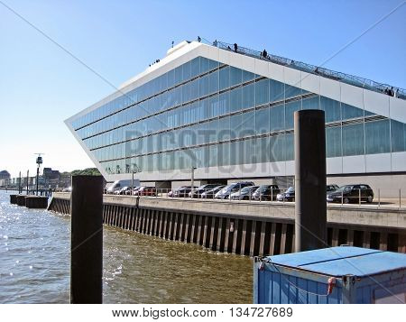 Hamburg, Germany - Nordakademie Building