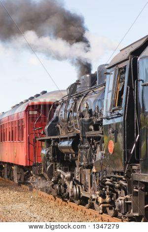 Tren de vapor 01