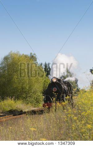 Steam Train 03