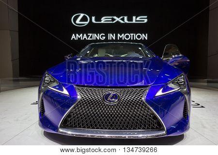 New 2018 Lexus Lc 500H