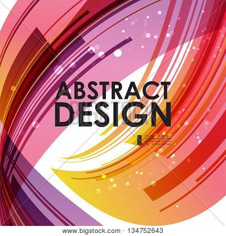 Abstract technology background, business template, art design