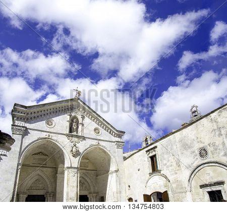 Monte Sant Angelo sanctuary gargano apulia italy