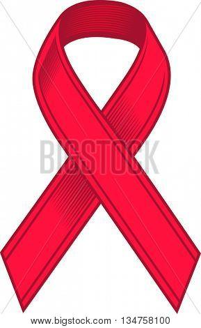 cancer ribbon symbol