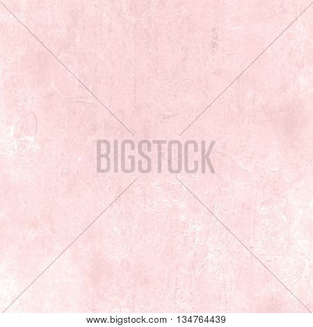 Pink subtle background with soft vintage pastel texture