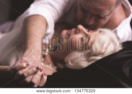 Mature Love Full Of Passion