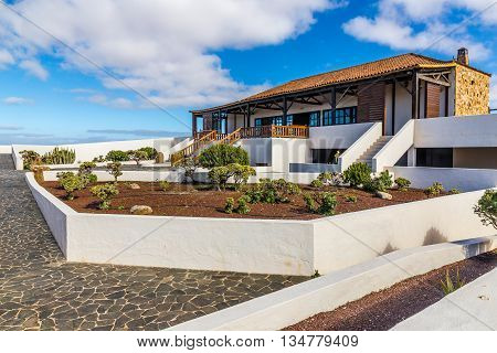 Mirador Morro Velosa - Betancuria Fuerteventura Canary Islands Spain