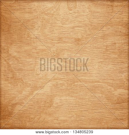 Natural Wood Color Pine Ply Wood Textured Background.
