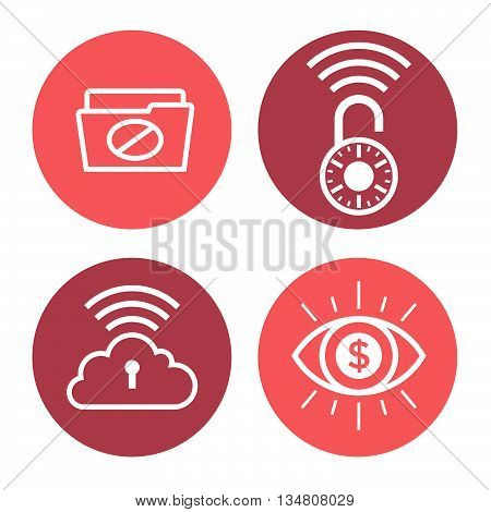 Cyber Security Icons 13