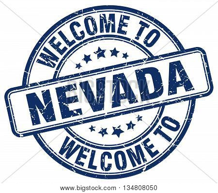 welcome to Nevada stamp. welcome to Nevada.