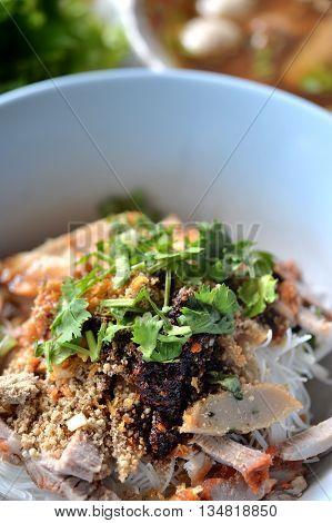 Pork Rice Noodle