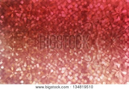 Colocolourful Spark And Glow Colourful Shining Bokeh Light In Sweet Pink Colour Tone For Abstract Va