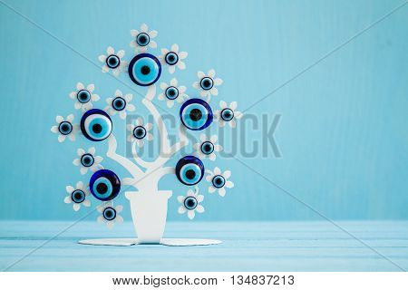 Decorative Evel Eye Beads, Turkish Traditional Amulet
