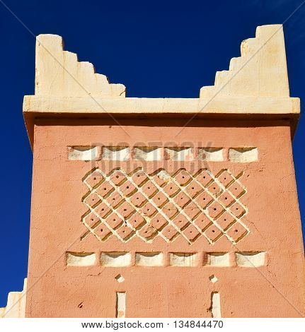 Todra  The History In Morocco  Africa  Minaret Religion And  Blue    Sky