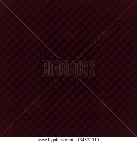 Abstract geometric plain background. Modern seamless pattern in dark brown shades diagonally.