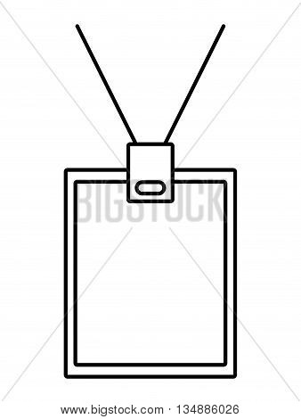 VIP concept represented by card icon over flat and isolated background