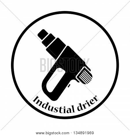 Icon Of Electric Industrial Dryer