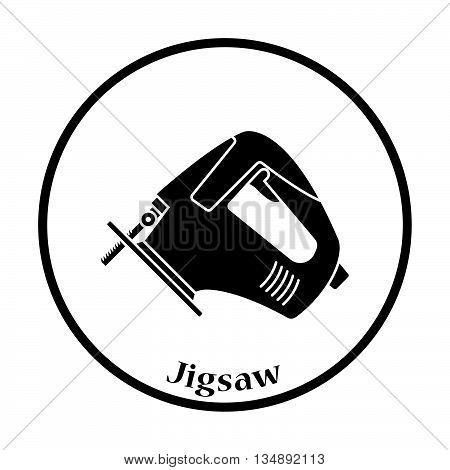 Icon Of Jigsaw Icon