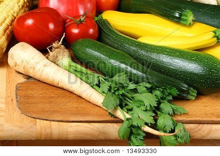 Vegetable Variety