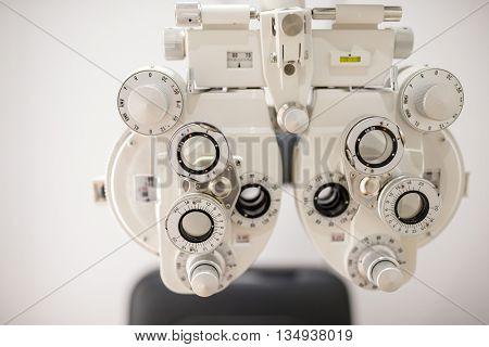 Optometry machine vision