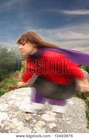 Ice Skate Girl